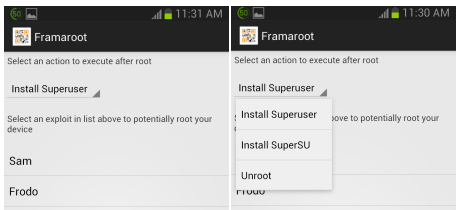 Easy Way to Root Samsung Galaxy A8 SM A8000