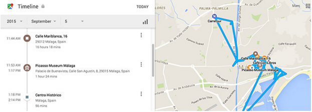 Top Methods To Find LostStolen Android Phone Easily - Google map location history